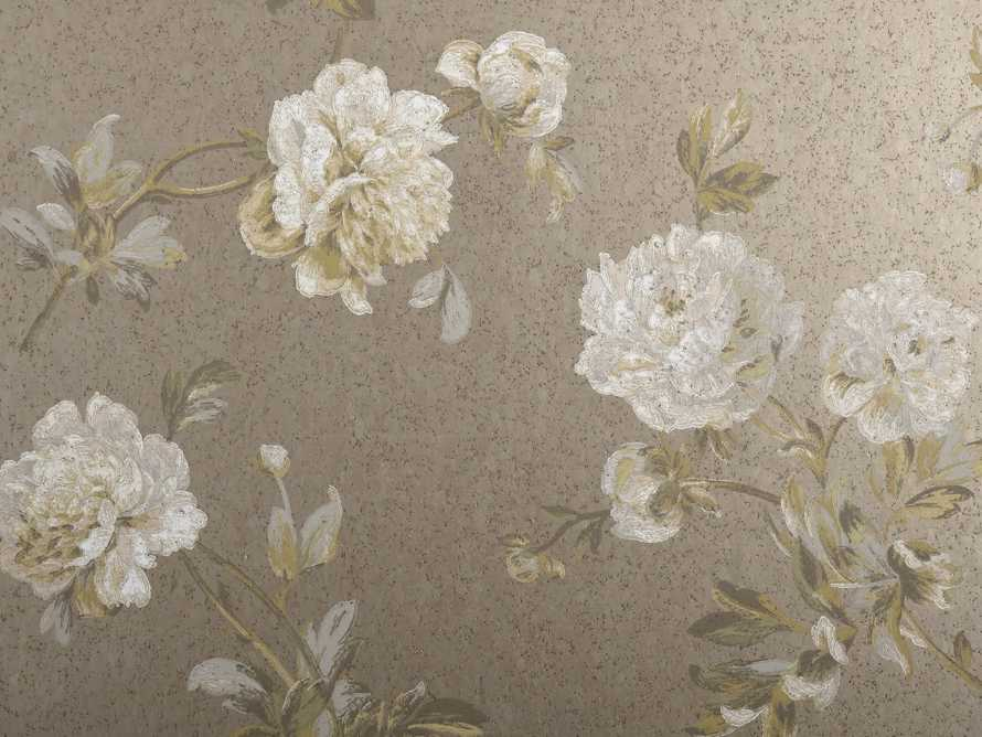Fleur Gold Wallpaper, slide 2 of 2