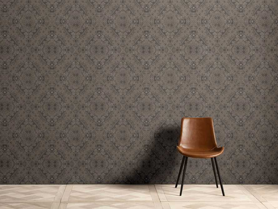 Alick Cork Wallpaper In Taupe