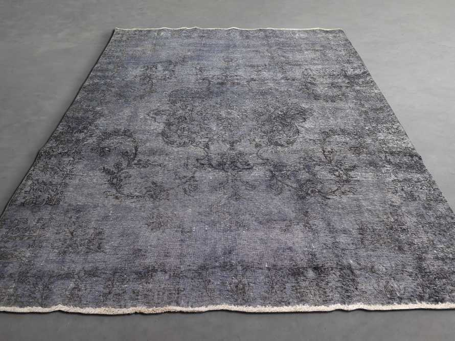 """One of a Kind 8'5"""" x 11'8"""" Vintage Persian Rug"""
