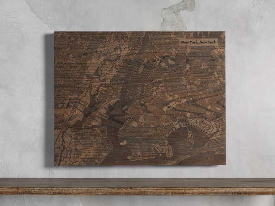 New York City Street Map, slide 1 of 3