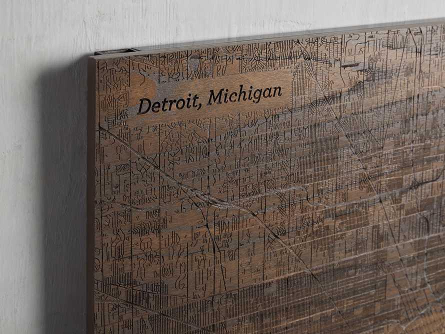 Detroit Street Map, slide 2 of 3