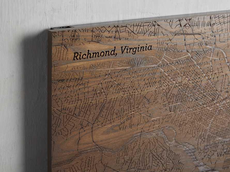 Richmond VA Street Map, slide 2 of 3