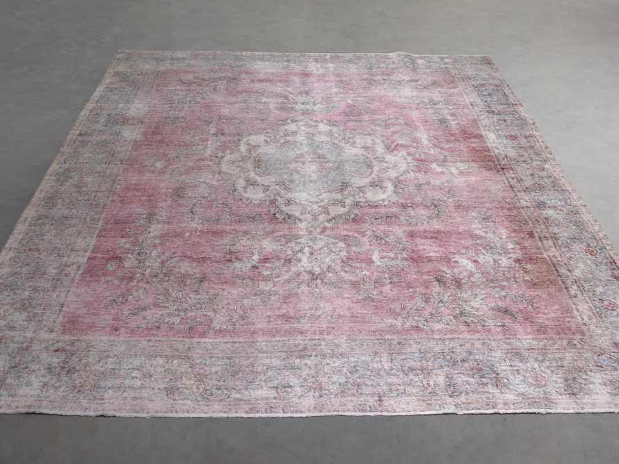 """One of a Kind Vintage Persian 9'6"""" x 12'6"""" Rug"""