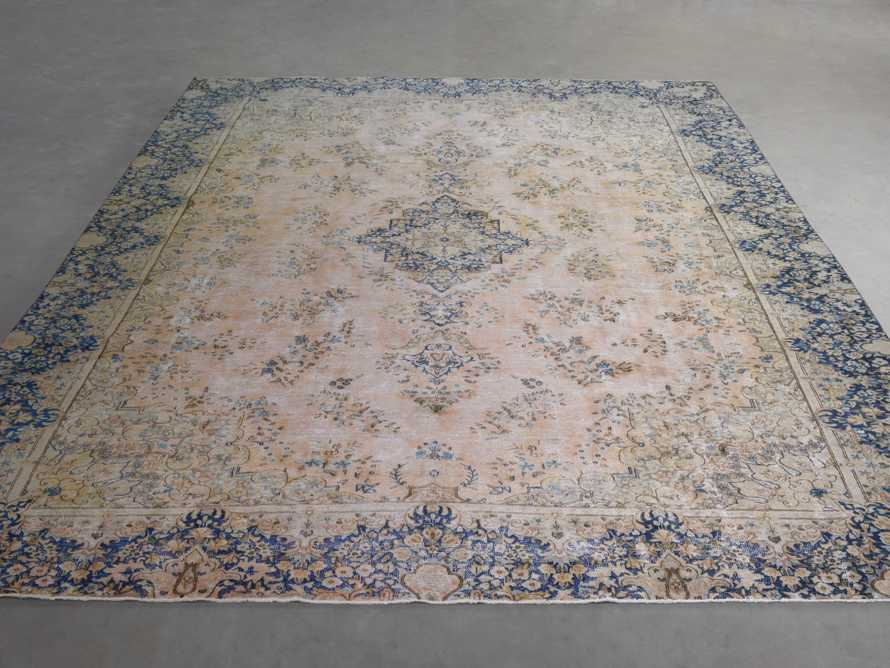 "One of a Kind Vintage Persian 10'6"" x 15' Rug"