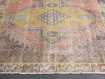 "One of a Kind Vintage Turkish 3'4"" x 7'7"" Rug"