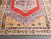 "One of a Kind Vintage Turkish 3'9"" x 6'8"" Rug"