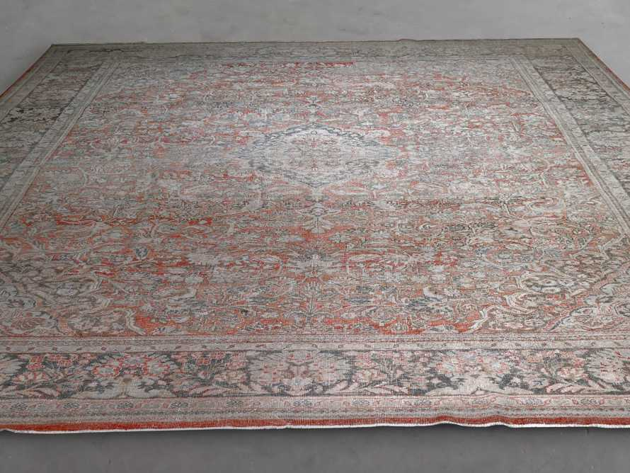 "One of a Kind 10'3"" x 14'6"" Vintage Persian Rug, slide 1 of 3"