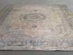 """One of a Kind 8'5"""" x 12'2"""" Vintage Persian Rug"""