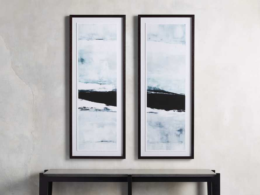 Seaside Diptych Framed Print, slide 1 of 3