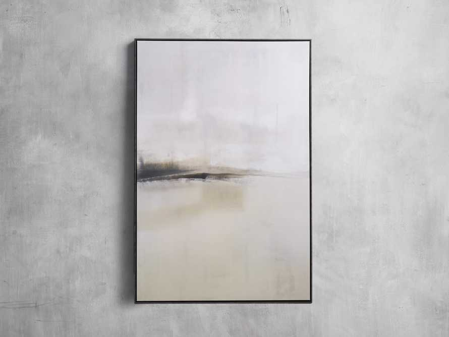"40"" Distant Forest Framed Print"