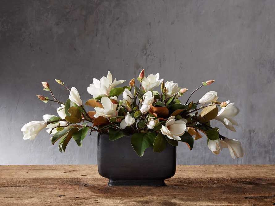 Magnolia Bronze Wide Vase, slide 1 of 1