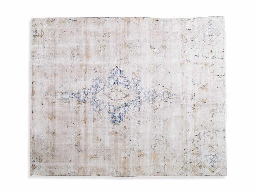 "One of a Kind 6' x 7'5"" Vintage Persian Rug, slide 4 of 4"