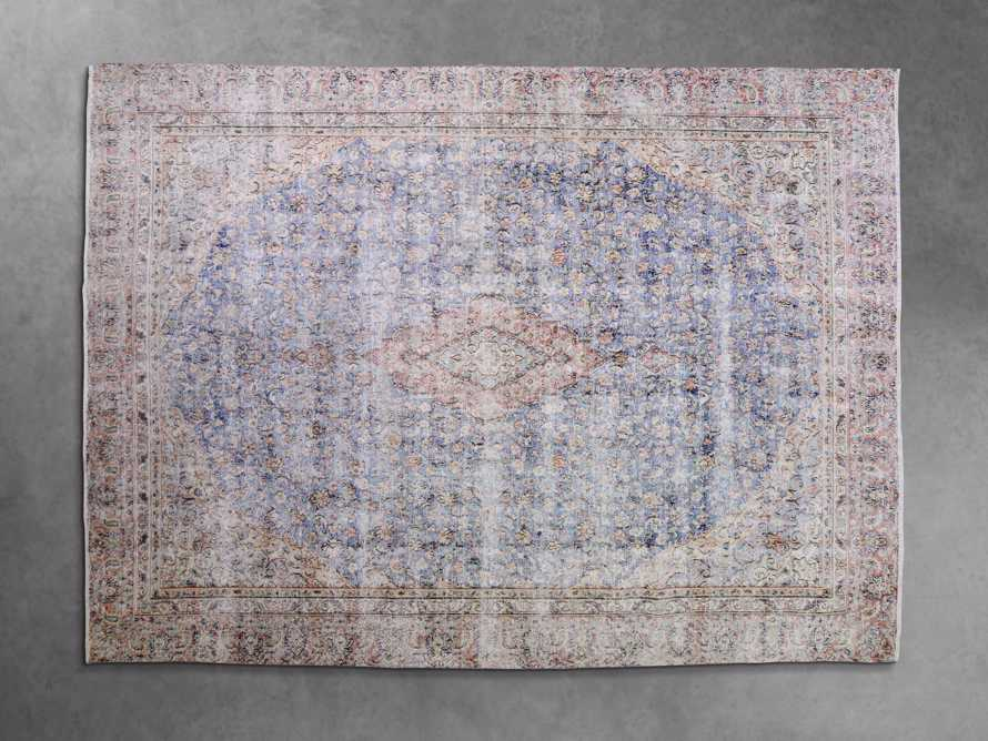 "One of a Kind 8'8"" x 12' Vintage Persian Rug, slide 2 of 4"