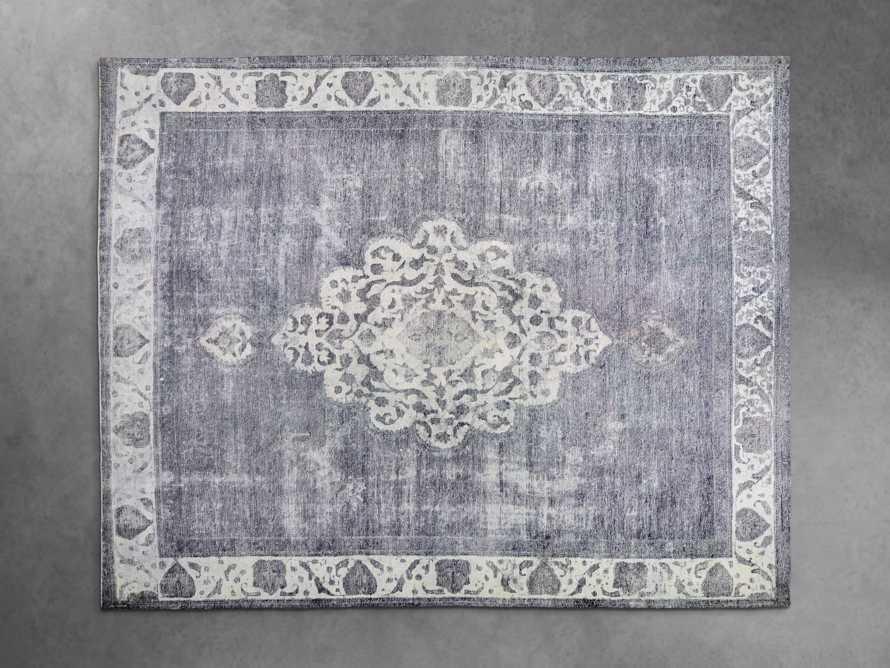 "One of a Kind 9'1"" x 11'5"" Vintage Persian Rug, slide 2 of 4"