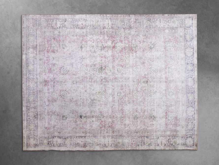 "One of a Kind 9'1"" x 12' Vintage Persian Rug, slide 2 of 4"