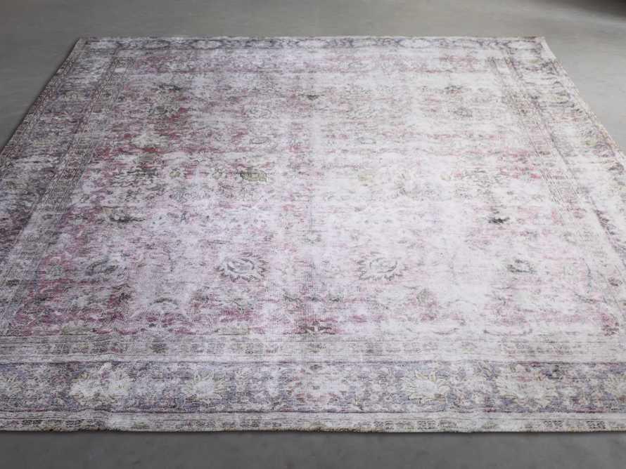 "One of a Kind 9'1"" x 12' Vintage Persian Rug, slide 3 of 4"