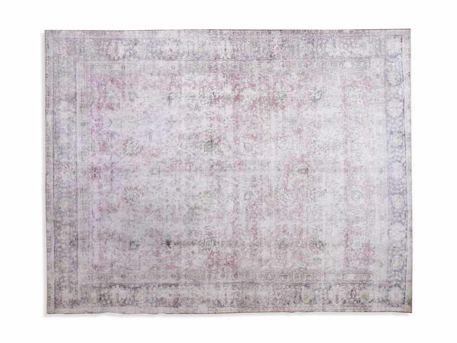"One of a Kind 9'1"" x 12' Vintage Persian Rug, slide 4 of 4"