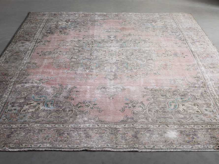 "One of a Kind 9'7"" x 12'6"" Vintage Persian Rug, slide 3 of 4"