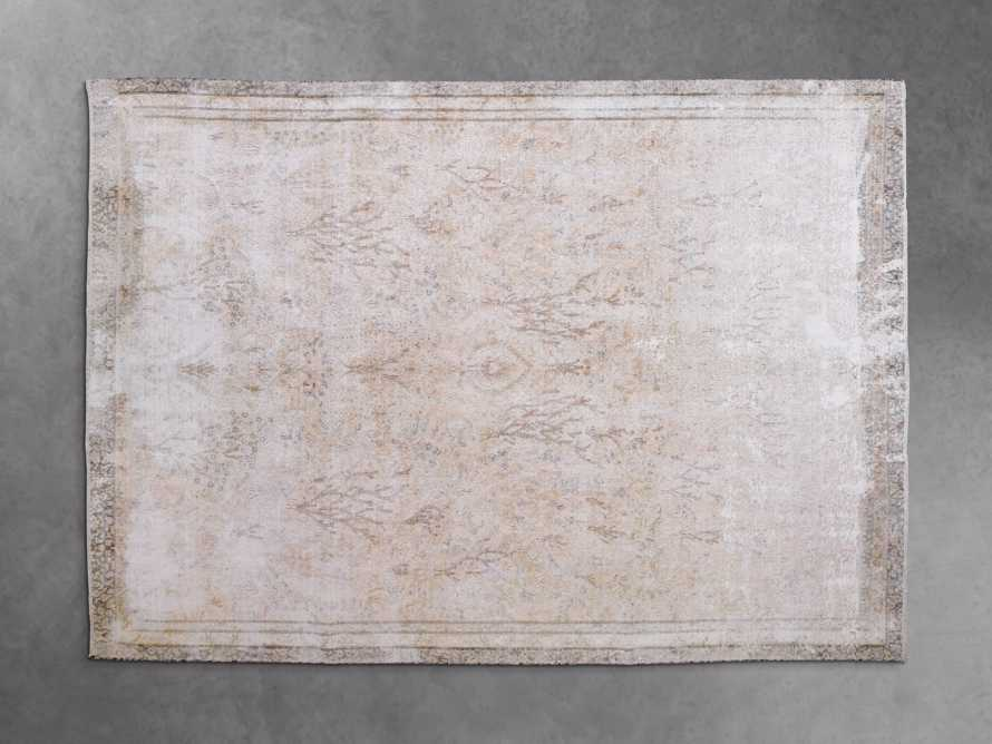 "One of a Kind 7'9"" x 11' Vintage Persian Rug, slide 2 of 4"