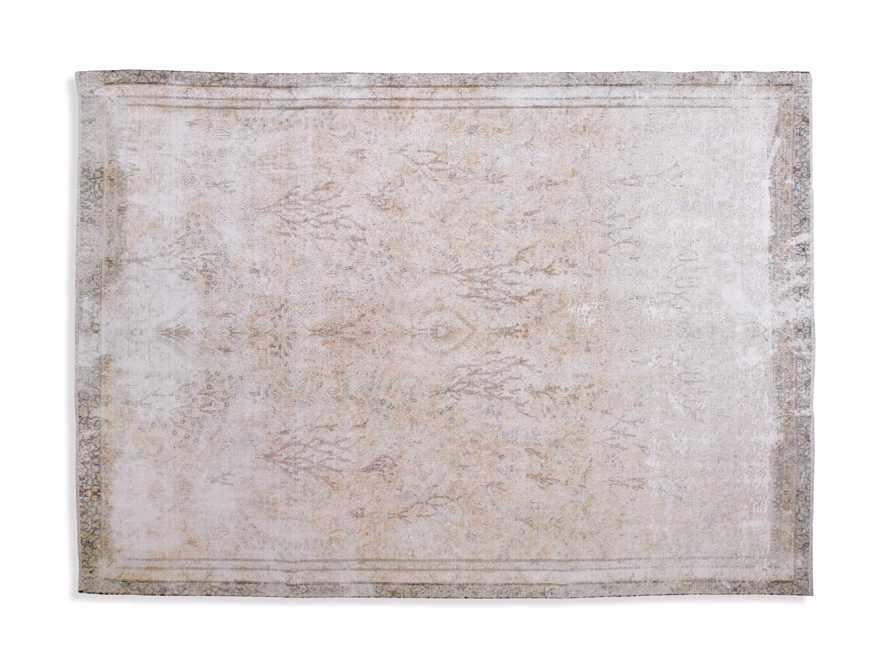 "One of a Kind 7'9"" x 11' Vintage Persian Rug, slide 4 of 4"