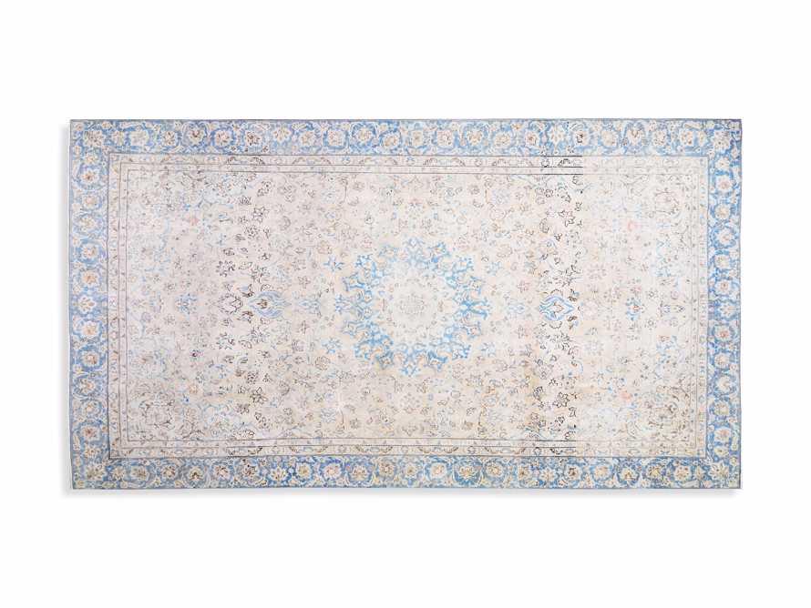 "One of a Kind 8'9"" x 15'5"" Vintage Persian Rug, slide 4 of 4"