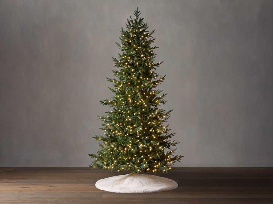 9' Pre-lit Fairfield Pine Tree, slide 1 of 4