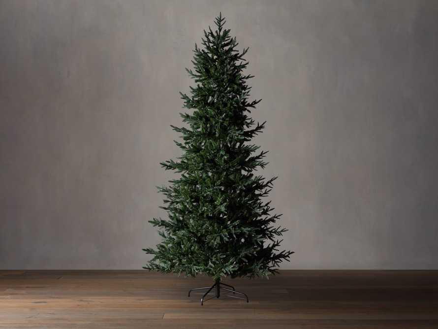9' Pre-lit Fairfield Pine Tree, slide 2 of 4
