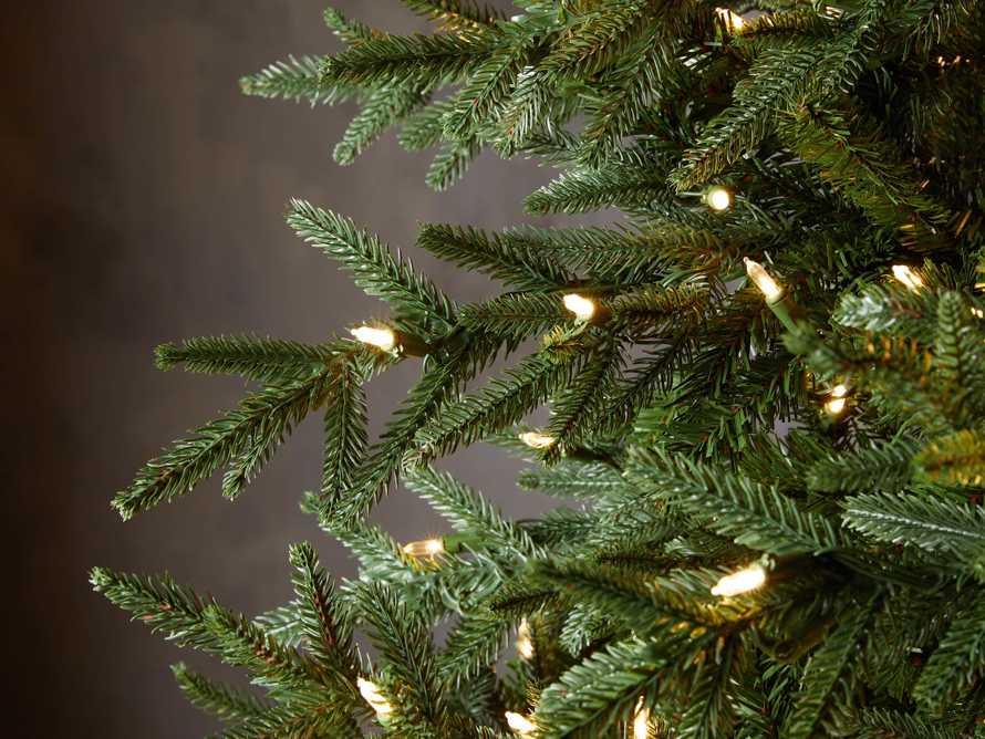9' Pre-lit Fairfield Pine Tree, slide 3 of 4
