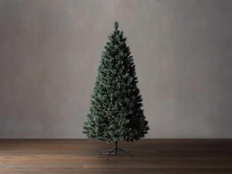 7.5' Pre-Lit Cashmere Tree, slide 2 of 4