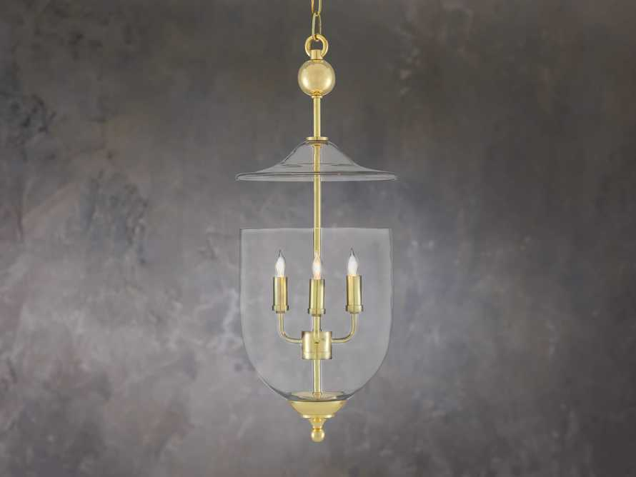 Byron Brass Lantern, slide 1 of 2