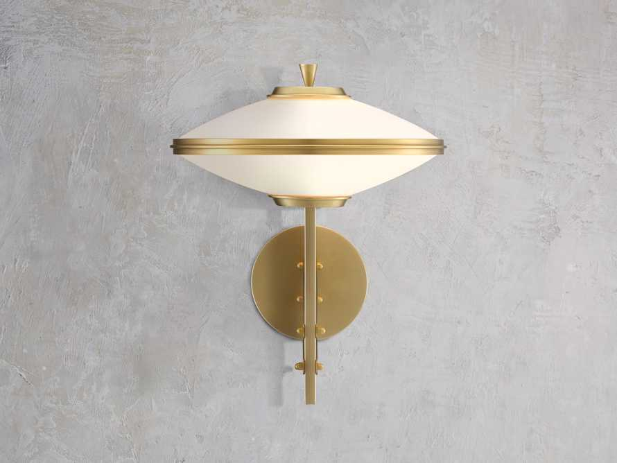 Fitz Wall Sconce, slide 1 of 3