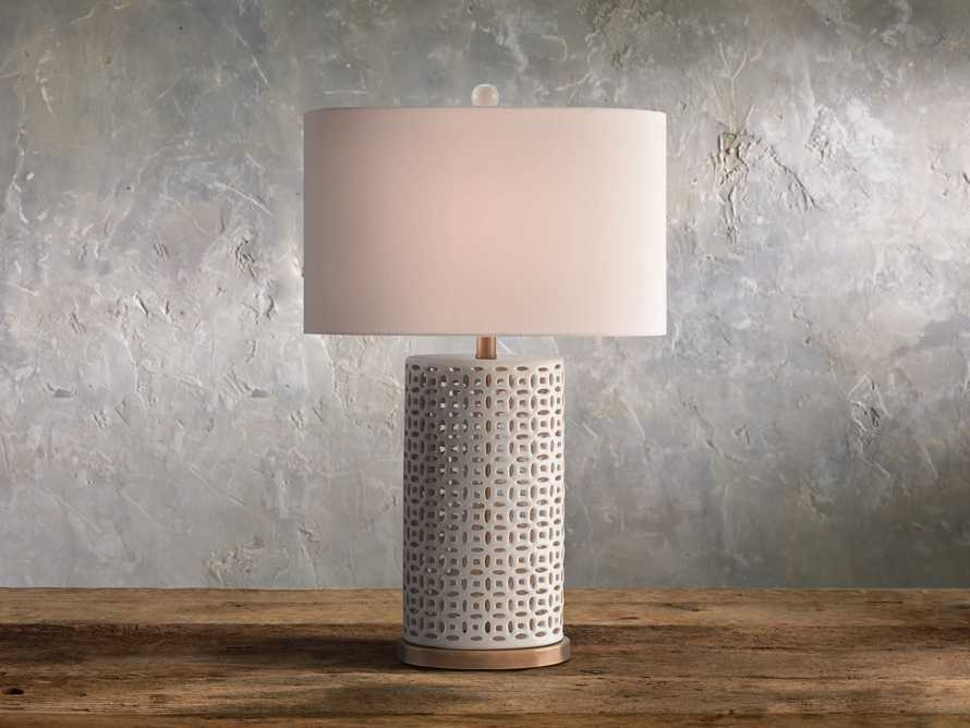 Emelita Table Lamp, slide 1 of 2