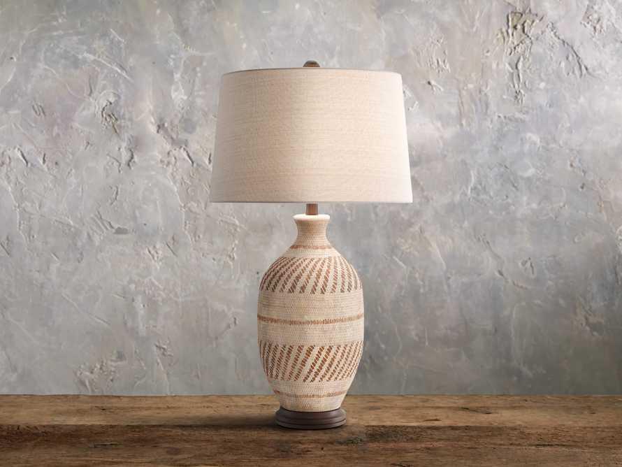 Yara Table Lamp, slide 1 of 3