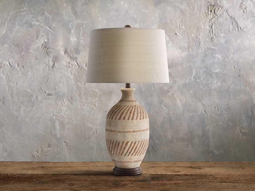 Yara Table Lamp, slide 2 of 3