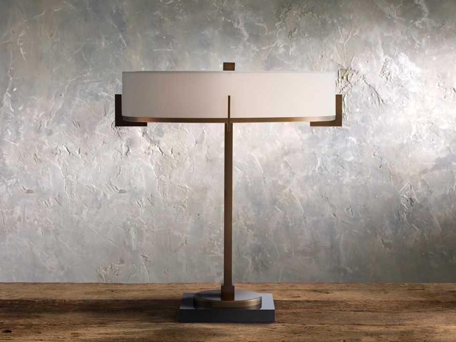 Davies Table Lamp, slide 1 of 3