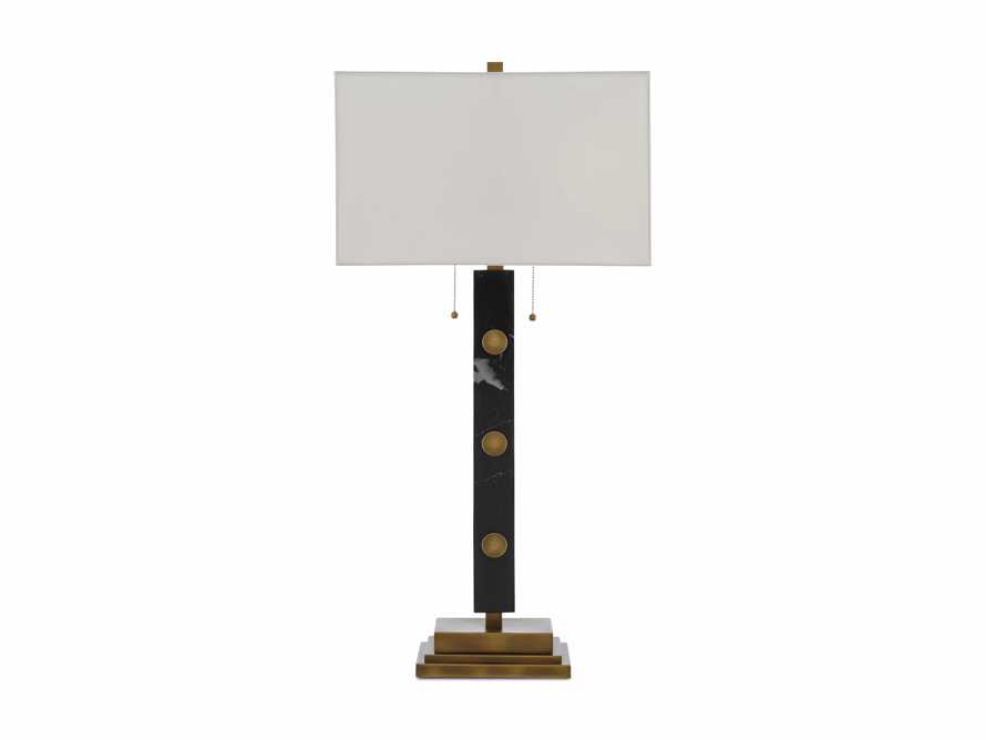 Iggy Black Table Lamp, slide 3 of 3
