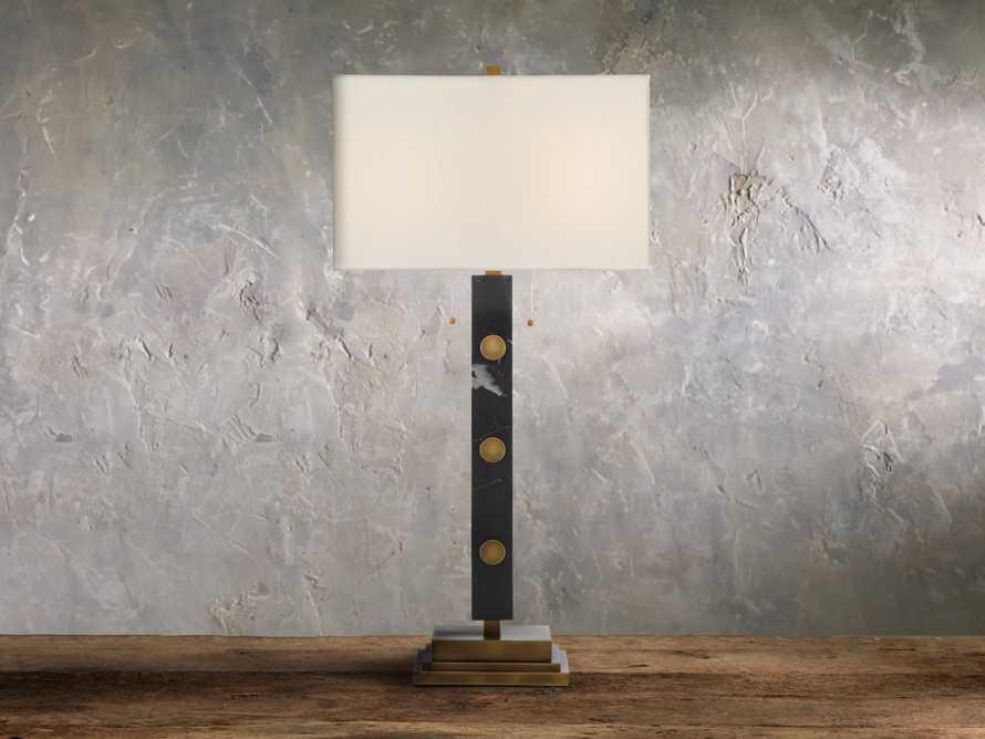 Iggy Black Table Lamp, slide 1 of 3