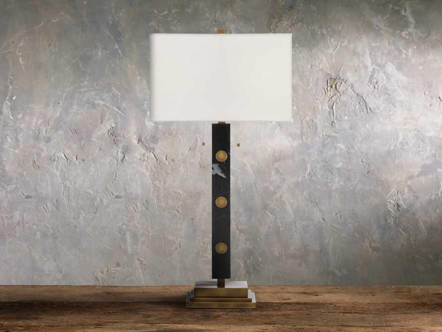 Iggy Black Table Lamp, slide 2 of 3
