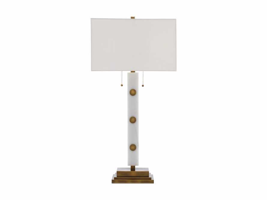 Iggy Ivory Table Lamp, slide 3 of 3
