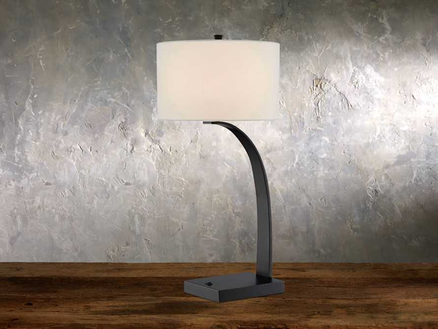 Lowry Table Lamp, slide 1 of 3