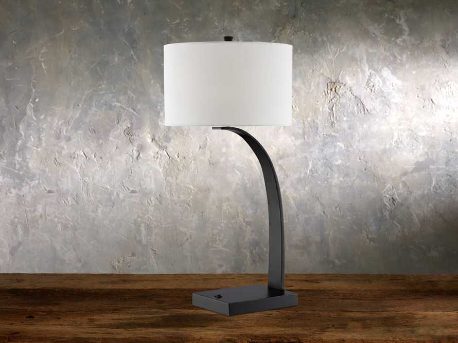 Lowry Table Lamp, slide 2 of 3