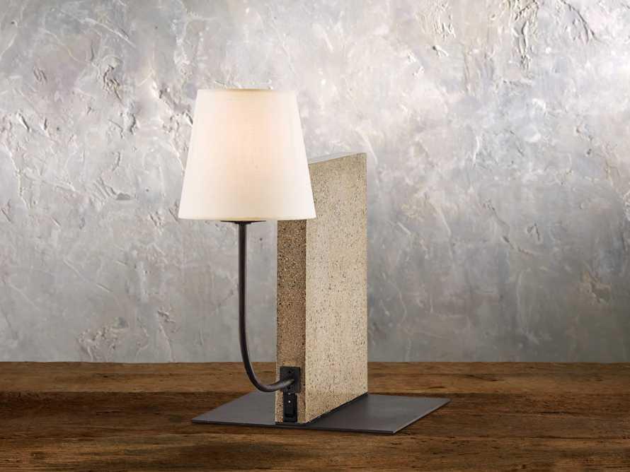 HALE BOOKCASE LAMP, slide 1 of 3