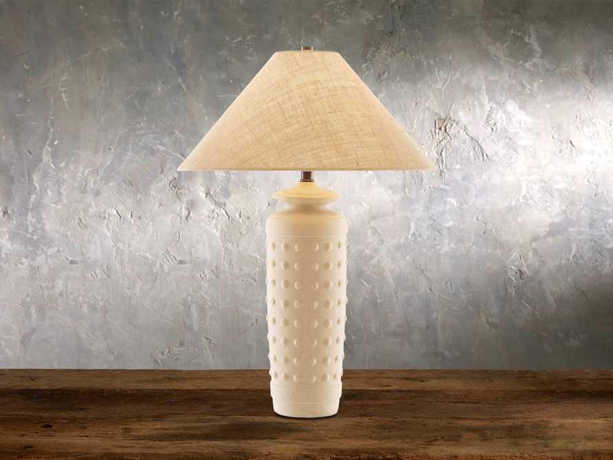 RAMONA TABLE LAMP, slide 1 of 3