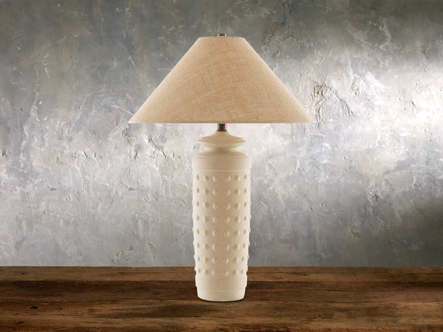 RAMONA TABLE LAMP, slide 2 of 3