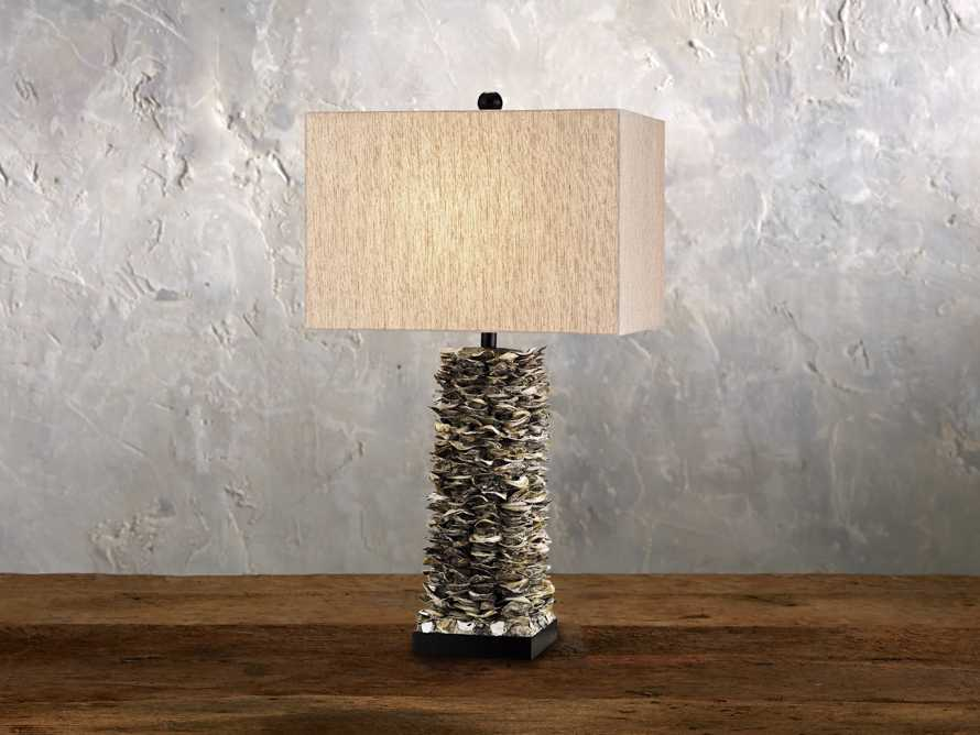 SEBAGO TABLE LAMP KIT, slide 1 of 2