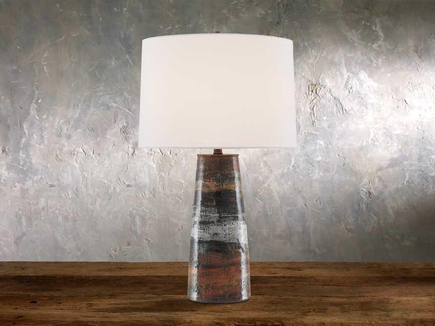 EVARO TABLE LAMP, slide 2 of 3