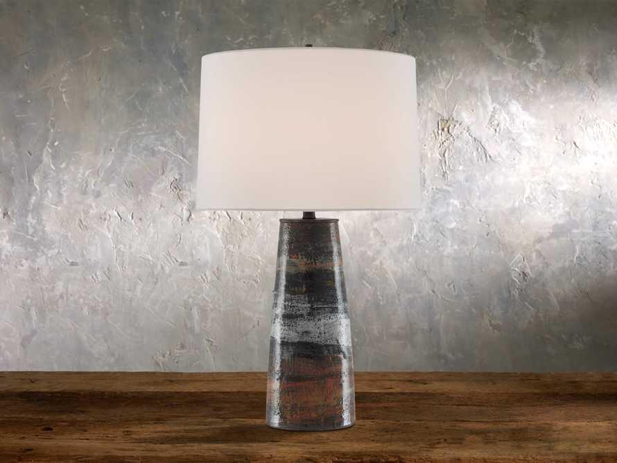 EVARO TABLE LAMP, slide 1 of 3