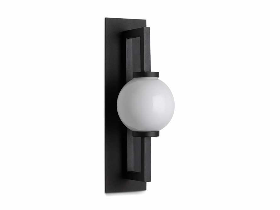 DOBSON SMALL OUTDOOR SCONCE, slide 3 of 3