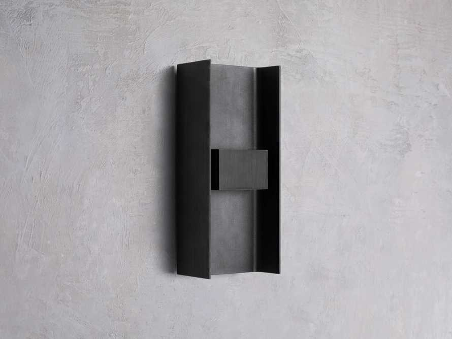 Sidney Small Outdoor Sconce, slide 2 of 3