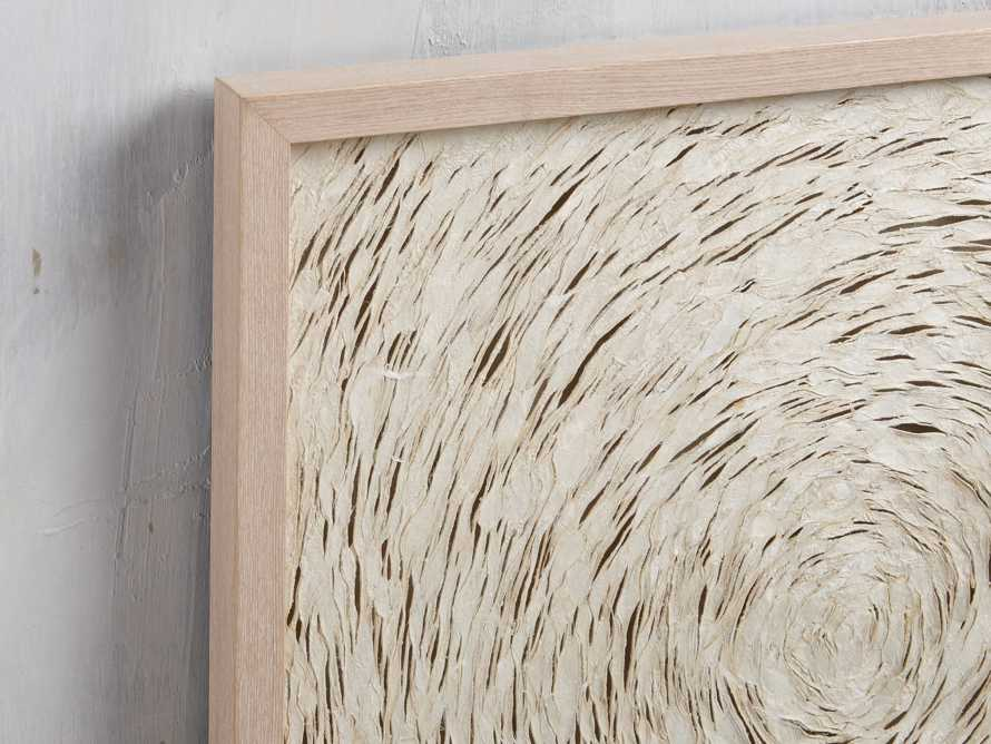 Framed Paper Weave I, slide 2 of 6